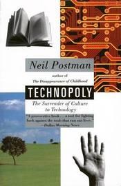 Technopoly by Neil Postman image