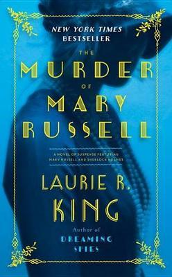The Murder of Mary Russell by Laurie R King image