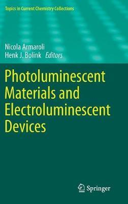 Photoluminescent Materials and Electroluminescent Devices image