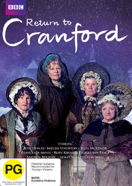 Return to Cranford on DVD