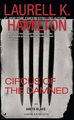 Circus of the Damned (Anita Blake #3) (US Ed.)