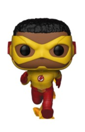 The Flash - Kid Flash Pop! Vinyl Figure