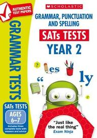 Grammar, Punctuation and Spelling Test - Year 2 by Lesley Fletcher