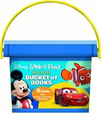 Disney Bucket of Books