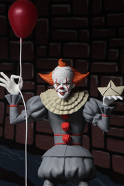 "Toony Terrors: Pennywise (IT 2018) – 6"" Action Figure image"