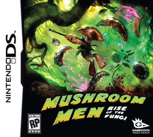 Mushroom Men: Rise of the Fungi for Nintendo DS image