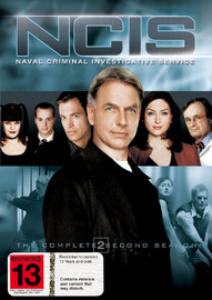 NCIS - Complete Season 2 (6 Disc Set) on DVD image
