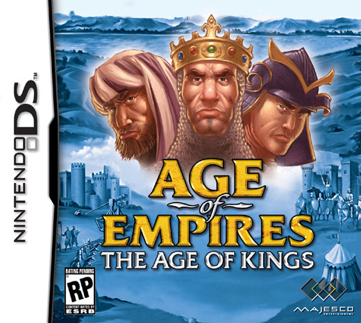 Age of Empires: The Age of Kings for Nintendo DS