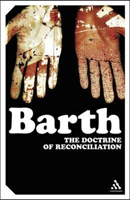 The Doctrine of Reconciliation by Karl Barth image