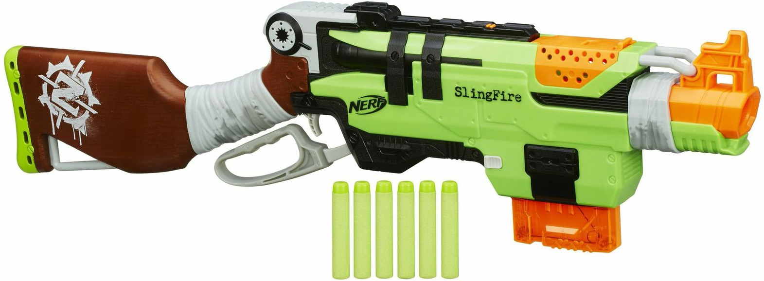 ... Nerf Zombie Strike - Sling Fire image