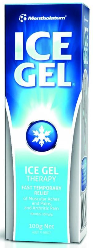 Mentholatum Muscular Pain Relief Ice Gel 100g