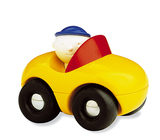 Ambi Pocket Car - Yellow