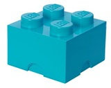 Lego Storage Designer 4 Brick (Teal)