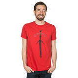 The Witcher 3 Silver Sword Premium T-Shirt (Large)