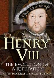 Henry VIII by Keith Dockray image