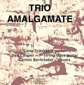 Trio Amalgamate by The Luck of Eden Hall