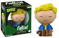 Fallout - Vault Boy (Rooted) Dorbz Vinyl Figure (with a chance for a Chase version!)