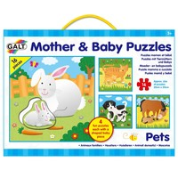 Galt: Mother and Baby Puzzles - Pets
