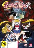 Sailor Moon R: The Movie on DVD