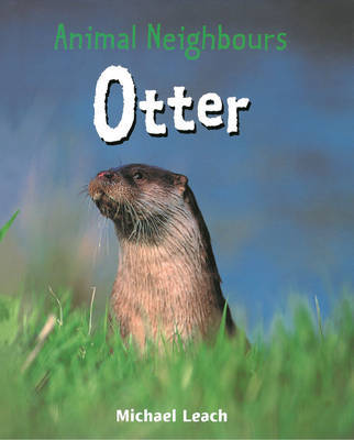 British Animals: Otter by Michael Leach