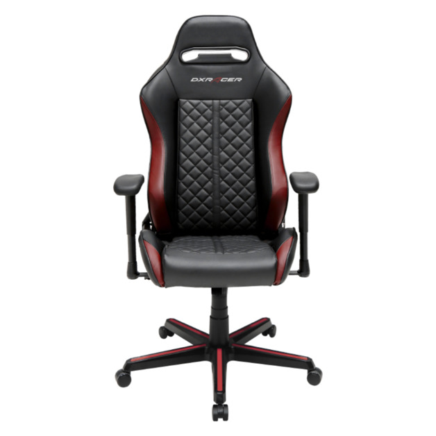DXRacer Drifting Series DH73 Gaming Chair (Black & Red) for