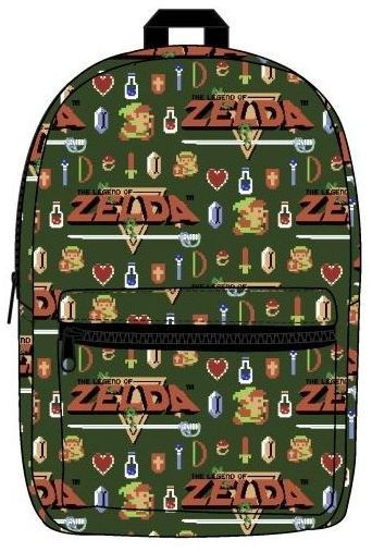 The Legend Of Zelda - Retro Backpack