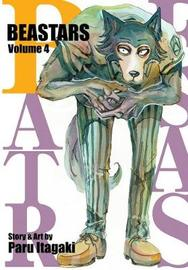 BEASTARS, Vol. 4 by Paru Itagaki