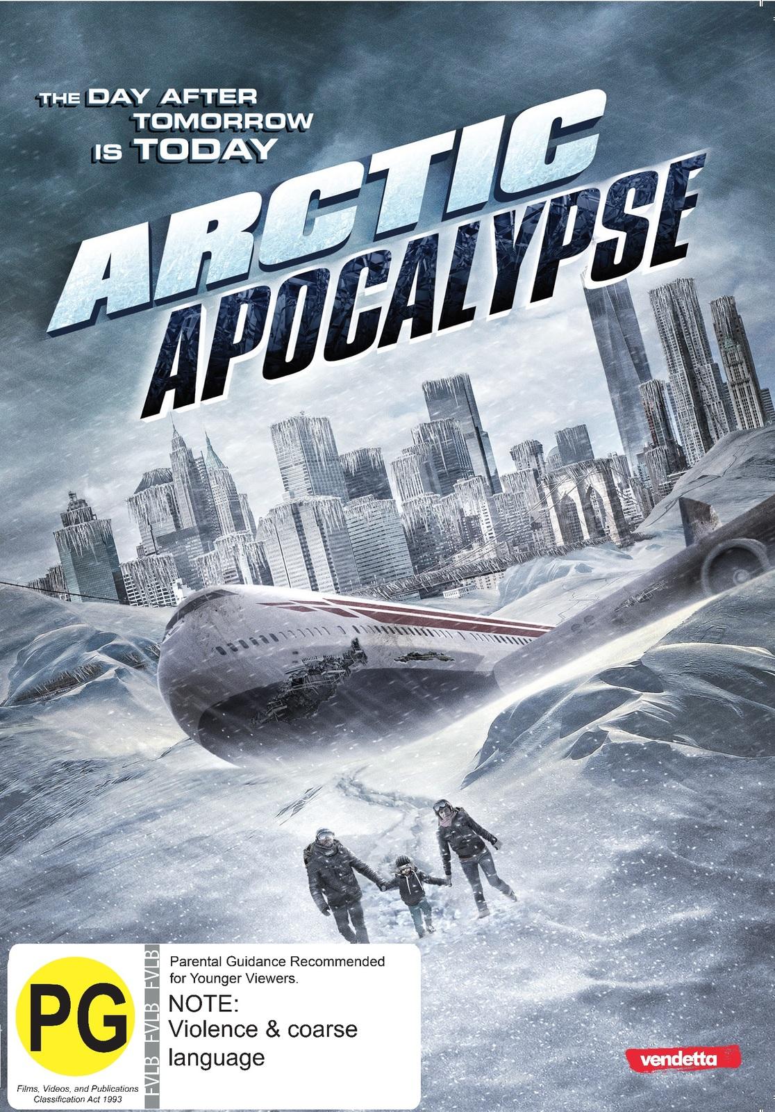 Arctic Apocalypse on DVD image
