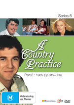 Country Practice, A - Series 5: Part 1 (12 Disc Box Set) on DVD