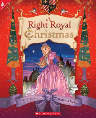 A Right Royal Christmas by Lucy Davey image