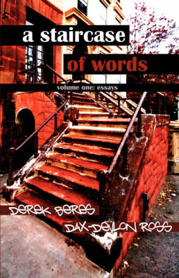 A Staircase of Words: Vol 1: Essays by Dax Devlon Ross image
