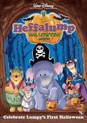 Pooh's Heffalump Halloween Movie on DVD