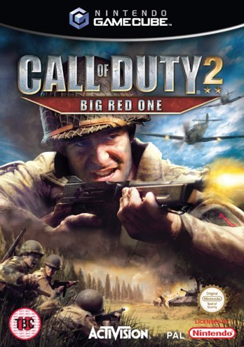 Call of Duty 2: Big Red One for GameCube