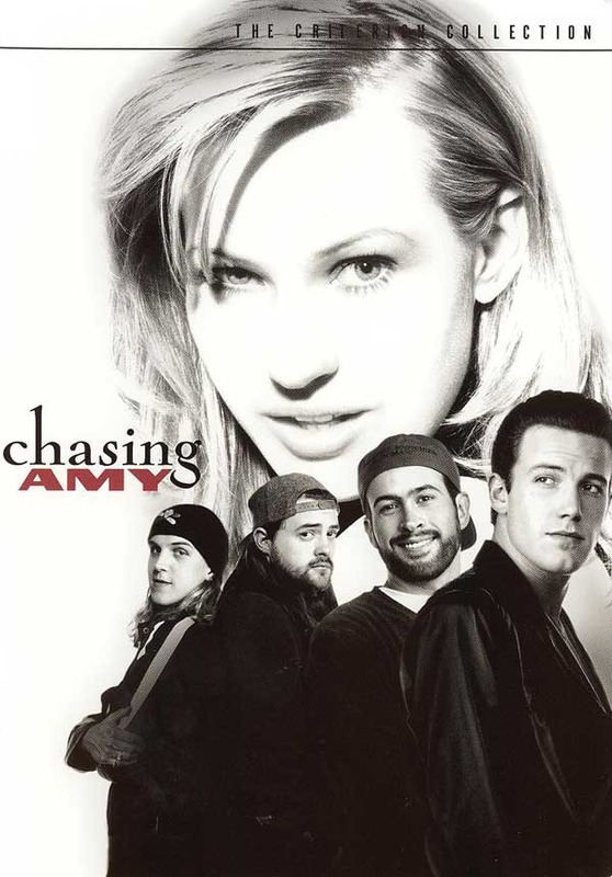 Chasing Amy on DVD