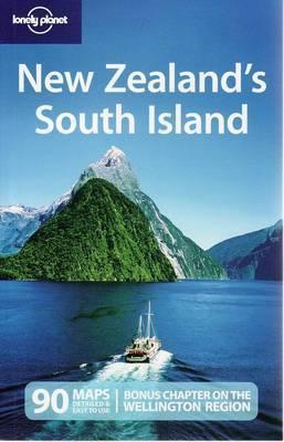 New Zealand South Island by Charles Rawlings-Way