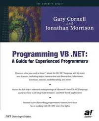 Programming VB .NET by Jonathan Morrison