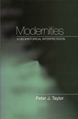 Modernities by Peter J Taylor image
