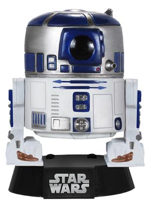 Star Wars - R2-D2 Pop! Vinyl Bobble Head Figure image