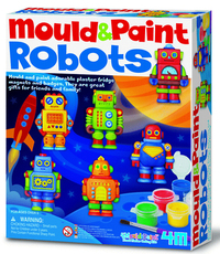 4M: Craft Mould n Paint - Robot