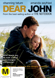 Dear John on DVD