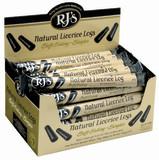 RJ's Soft Eating Licorice Single Logs 30pk