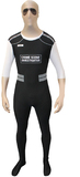 Crime Scene Investigator Morphsuit (Adult Large)