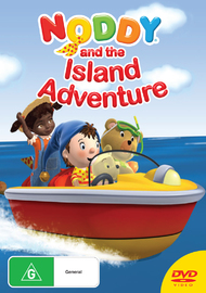 Noddy And The Island Adventure on DVD