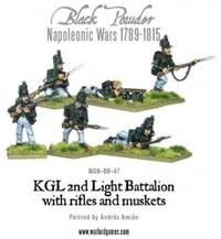 Napoleonic Wars: KGL 2nd Light Battalion