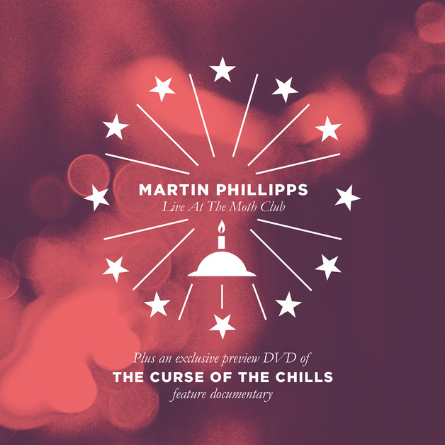 Martin Phillips Live At The Moth Club (DVD/CD/Book) by The Chills