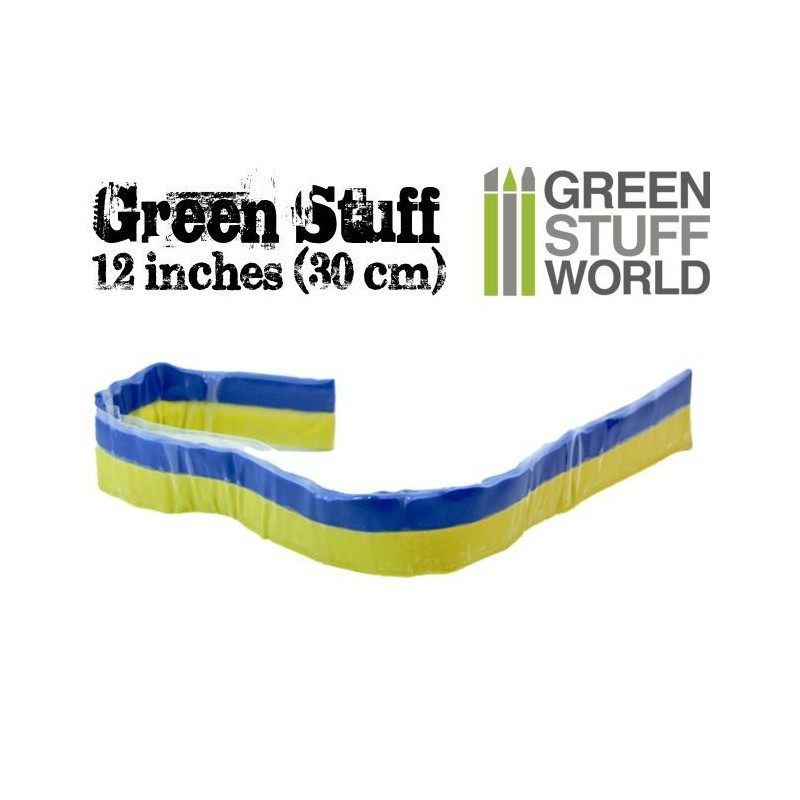 Green Stuff World : Green Stuff Tape (12 Inches) image