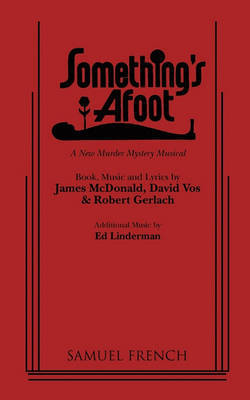 Something's Afoot by James McDonald image