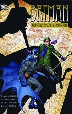 Batman: King Tuts Tomb by Nunzio Defilippis