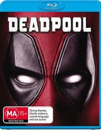 Deadpool on Blu-ray