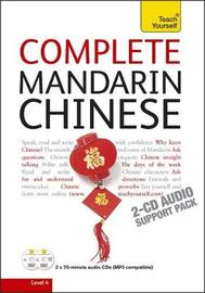 Teach Yourself Complete Mandarin Chinese: Audip Support by Elisabeth Scurfield image